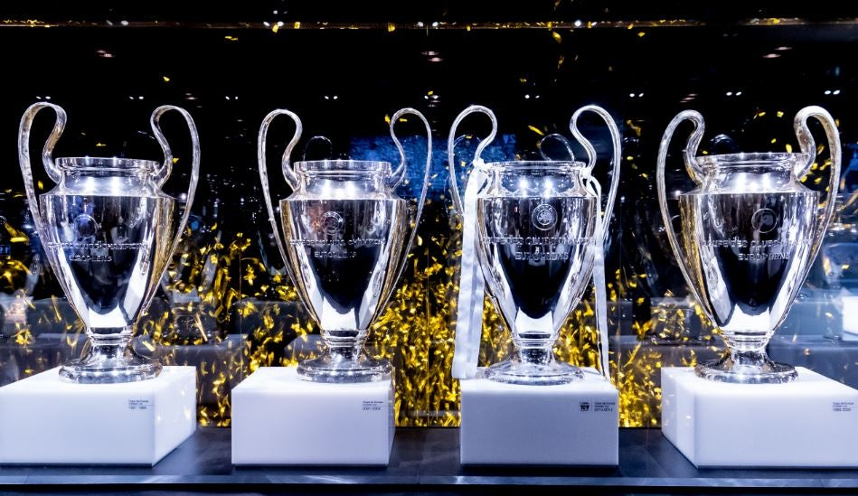 Real Madrid CF, Champions League