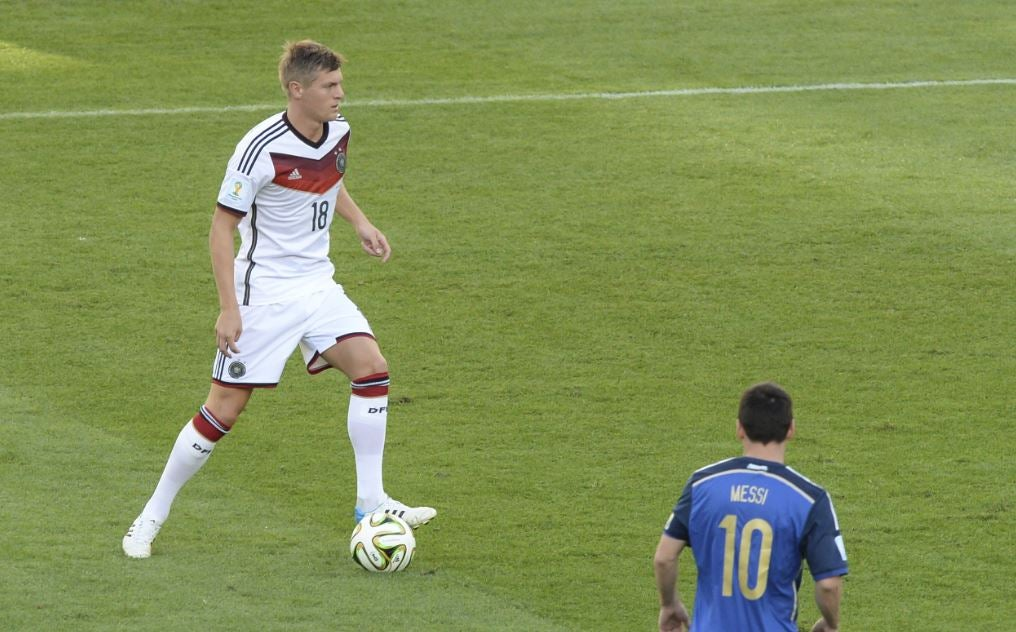 Toni Kroos, Real Madrid, Alemania, Bayern Munich