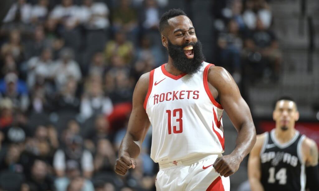 James Harden, la barba de la NBA