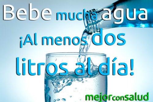El agua, la bebida más saludable