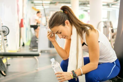 La hidratación es lo más importante a la hora de ir al gimnasio