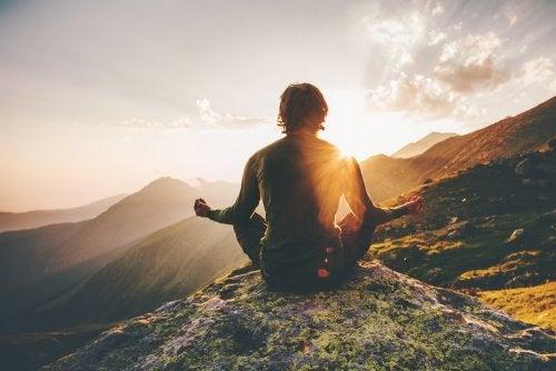 Meditación para relajar y despejar la mente
