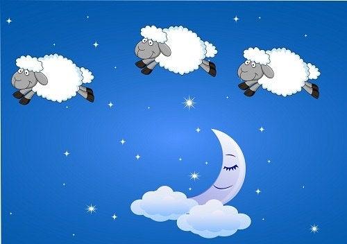 Dibujo relacionado con el sueño