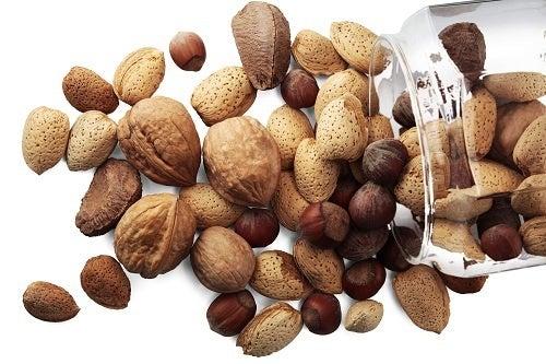Frutos secos, ¿qué cantidades son oportunas?