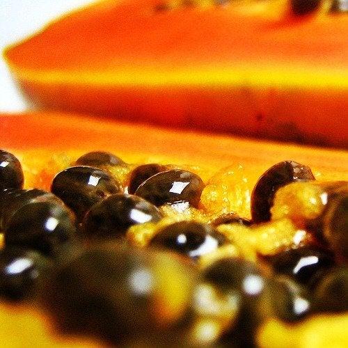 Tres sencillos trucos de belleza con papaya