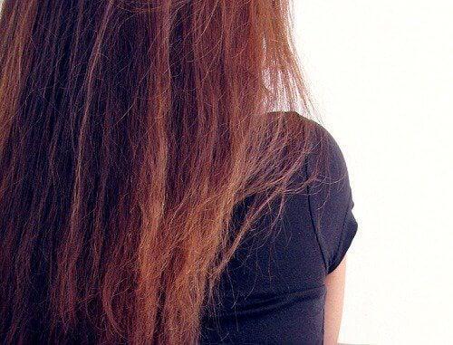 Posibles causas de la caída del cabello
