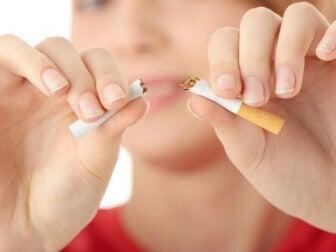 Efectos beneficiosos de dejar de fumar