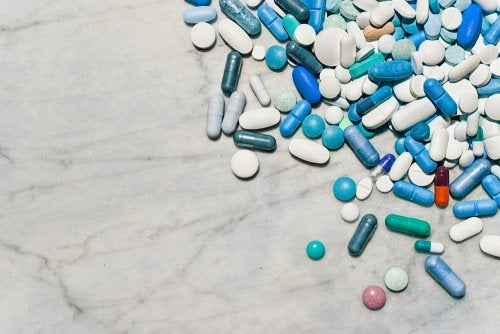 Muchas pastillas