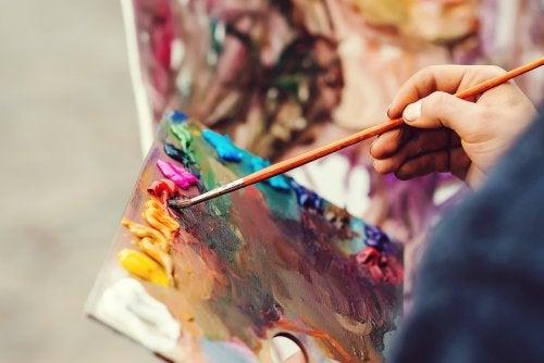 5 beneficios de pintar para nuestra salud