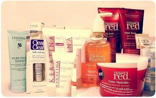 Productos para la prevención y tratamiento del acne