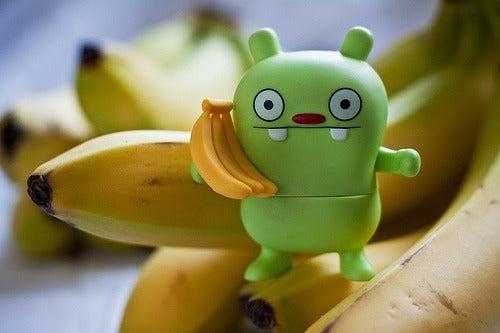 El plátano, una fruta muy beneficiosa