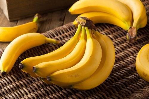 Plátano: propiedades y beneficios para la salud