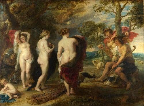 cuadro de Rubens