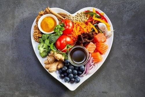 Dieta para la inflamación del hígado