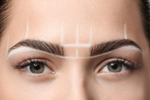 Elegir la forma de las cejas según el tipo de rostro