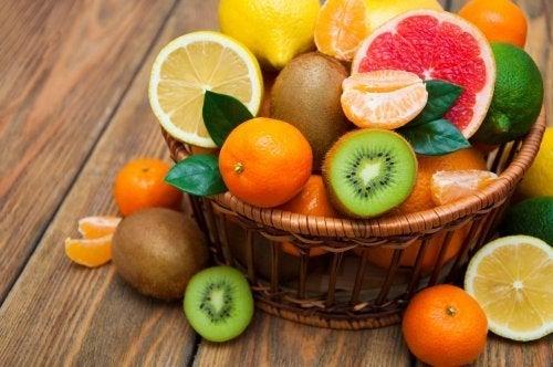 Alimentos recomendados durante la menopausia