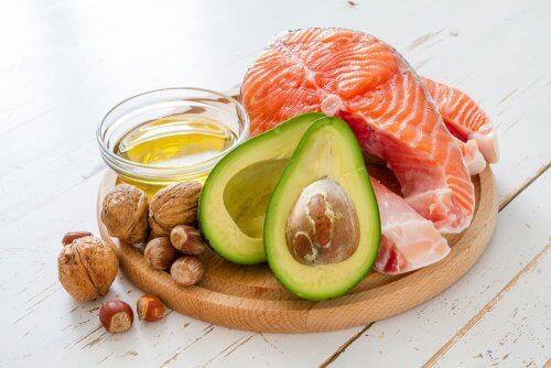 Alimentos que son fuente de omega 3.