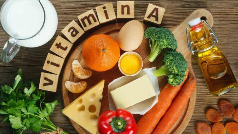 Alimentos ricos en vitamina A, ¿dónde encontrarlos?
