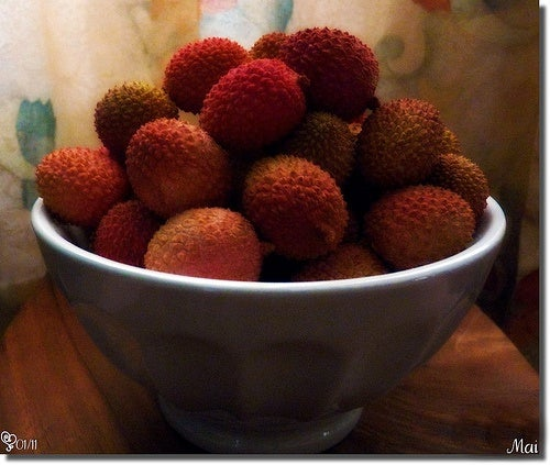 Los beneficios nutricionales del litchi o uva china