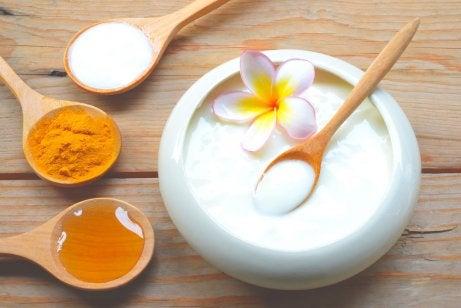 Beneficios de la mascarilla de yogur