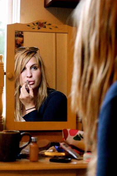El ejercicio del espejo para aumentar la autoestima