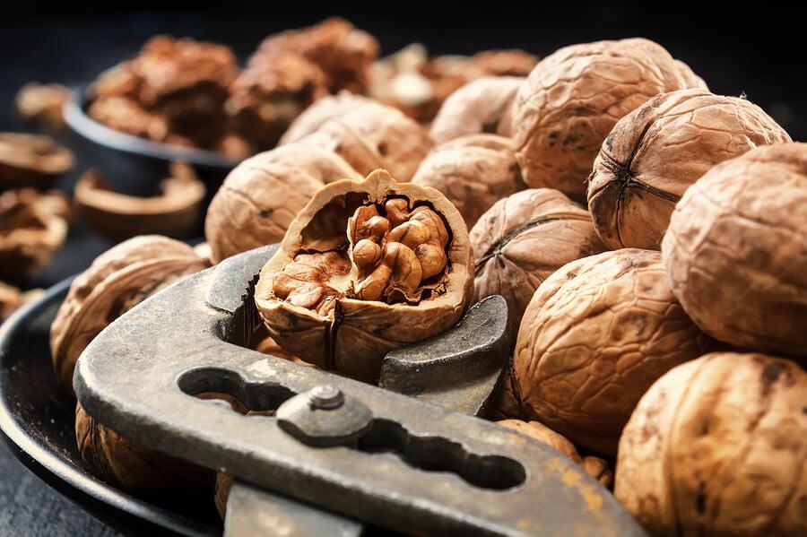 La riqueza nutricional de las nueces