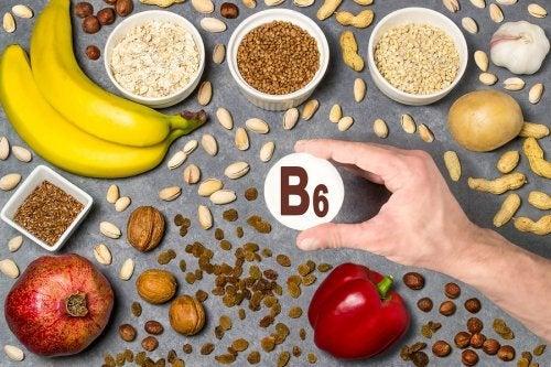 Alimentos ricos en vtamina B6