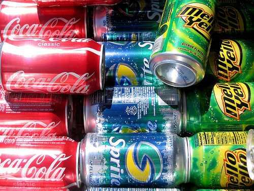Efectos negativos de los refrescos en tu cuerpo