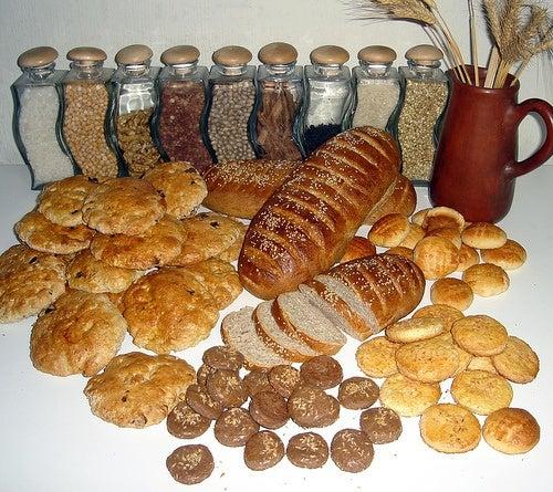 Cereales integrales vs cereales refinados