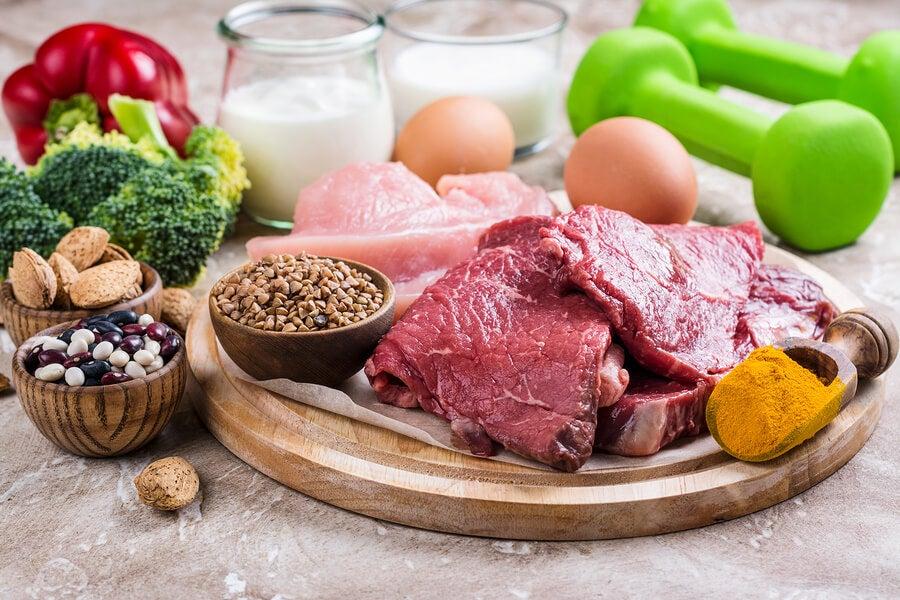 Estructural protein as para bajar de peso
