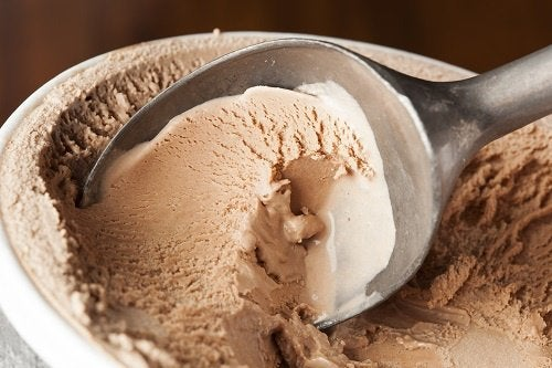 ¡Tomar helado también puede ser saludable!