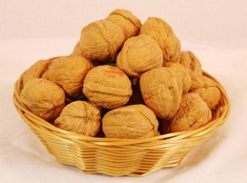 ¿Qué sabemos sobre las propiedades de las nueces?