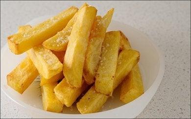 Consejos para cocinar frituras más saludables