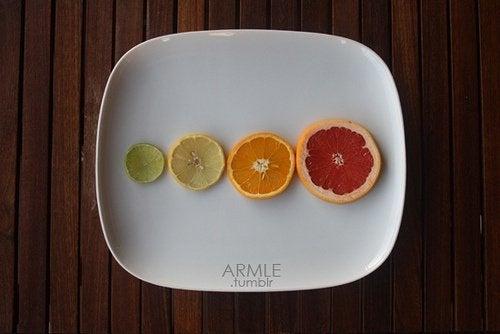 Antioxidantes para la piel