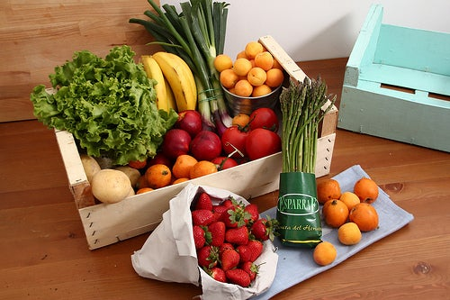 Alimentos que ayudan a tratar la piel seca