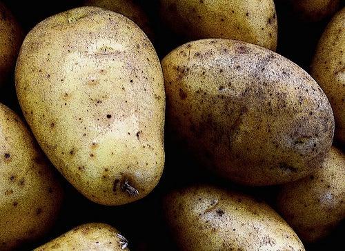 Usos no tradicionales de la papa (patata) para mejorar la salud