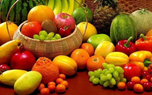 Frutas-varias