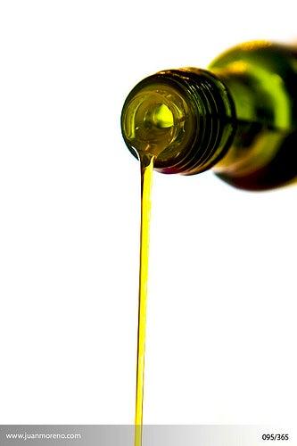 Uso del aceite de oliva para el estreñimiento