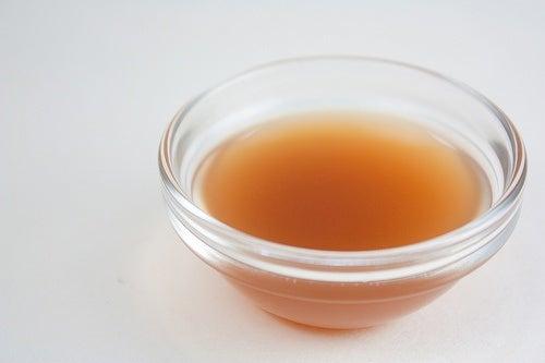 Los beneficios del vinagre de manzana