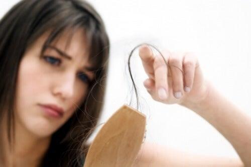 Combatiendo la caída del cabello