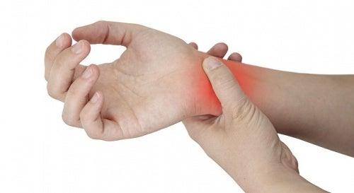 Síntomas y tratamiento del síndrome del túnel carpiano