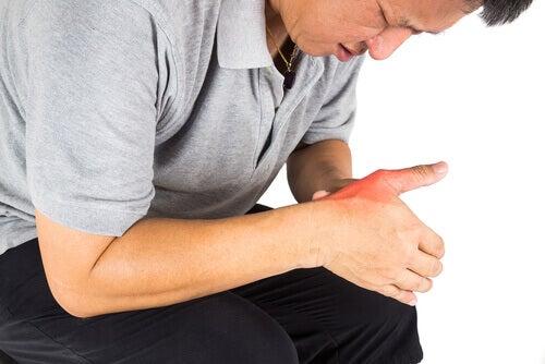 Dolor del dedo