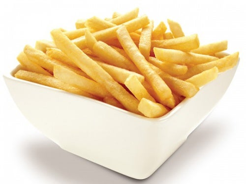 ¿Qué tan perjudiciales son las patatas fritas?