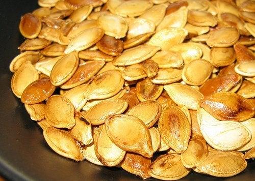 Las semillas de calabaza y sus múltiples propiedades para la salud