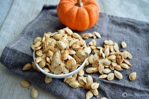 Propiedades curativas semilla de calabaza