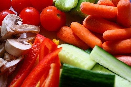 ¿Cómo sacar más provecho de los vegetales?