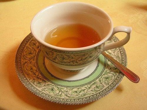 Propiedades del té de romero