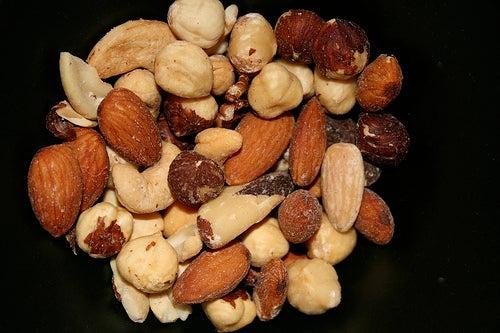 Nutrición y curación a través de los Frutos Secos