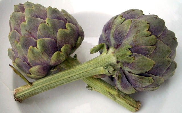 Las alcachofas, uno de los limentos mas saludables