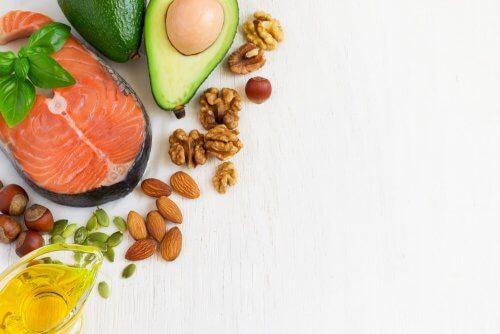 Alimentos grasos buenos